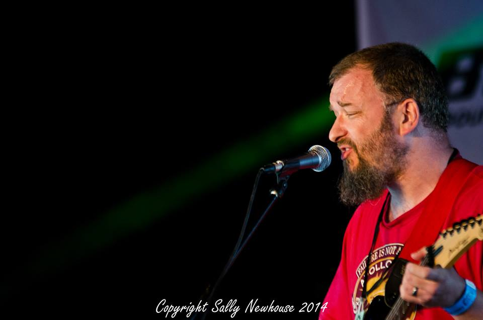 Nick James Vocals - Cambridge Rock 2014